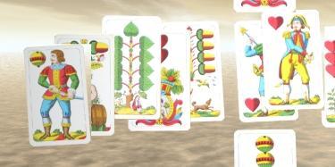 Karten geben